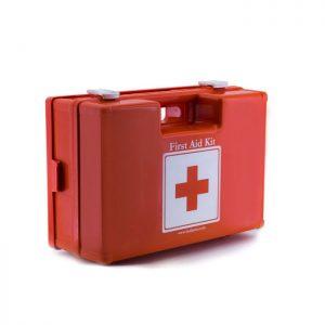 جعبه کمک های اولیه دیواری SH116