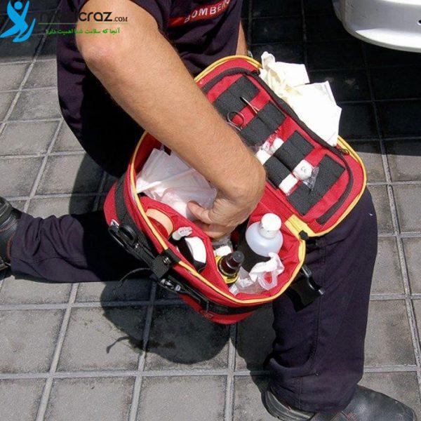 کیف کمک های اولیه کمری SH119